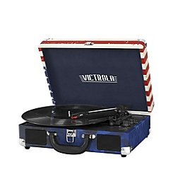 Victrola® Portable Record Player with Bluetooth®