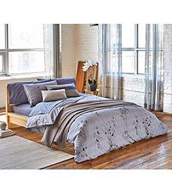 Calvin Klein Bamboo Flower Bedding Collection
