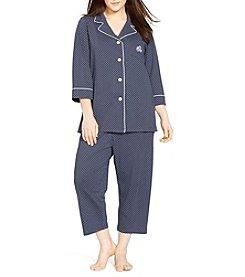 Lauren Ralph Lauren® Capri Pajama Set