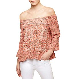 Sanctuary® Off-Shoulder Tile Top