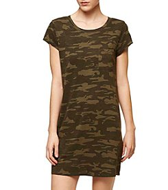 Sanctuary® Camo T-Shirt Dress