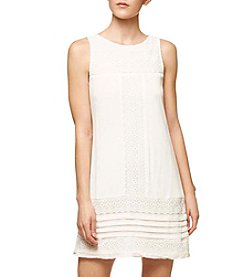 Sanctuary® Crochet Trim Dress