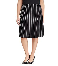Lauren Ralph Lauren® Plus Size A-Line Sweater Skirt