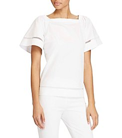 Lauren Ralph Lauren® Off-The-Shoulder Top
