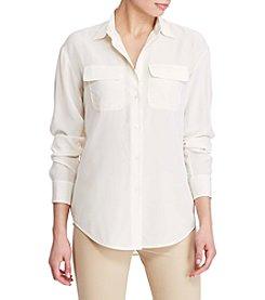Lauren Ralph Lauren® Button-Down Shirt