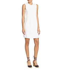 Lauren Ralph Lauren® Denim Sheath Dress