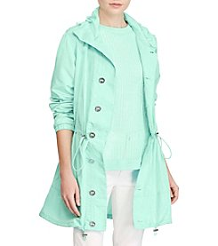 Lauren Ralph Lauren® Lightweight Drawcord Jacket