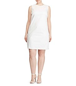 Lauren Ralph Lauren® Plus Size Sheath Dress