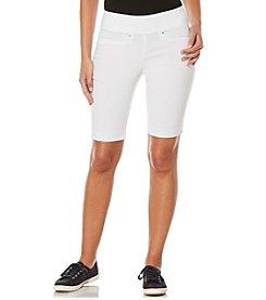 Rafaella® Petites' Super Stretch Shorts