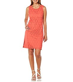 Rafaella® Crochet Circle Dress