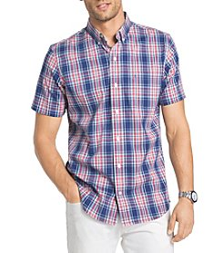 Izod® Men's Big & Tall Advantage Poplin Shirt
