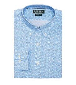 Lauren Ralph Lauren® Men's Classic Fit Floral-Print Cotton Dress Shirt
