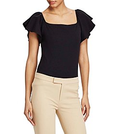 Lauren Ralph Lauren® Petites' Jersey Off-The-Shoulder Top