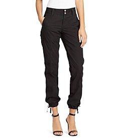 Lauren Ralph Lauren® Petites' Twill Cargo Pants