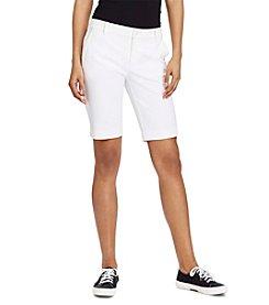 Lauren Ralph Lauren® Petites' Bermuda Shorts