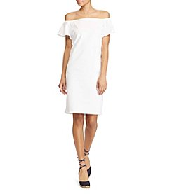 Lauren Ralph Lauren® Petites' Off-The-Shoulder Jersey Dress