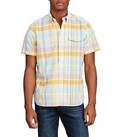 Polo Ralph Lauren® Men's Standard Fit Cotton Popover