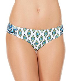 Coastal Zone® Diamond Tab Bikini Bottoms