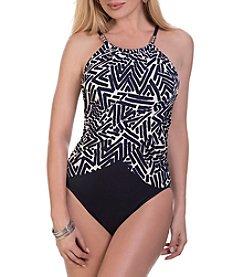 Magicsuit® Tiki One Piece Swimsuit