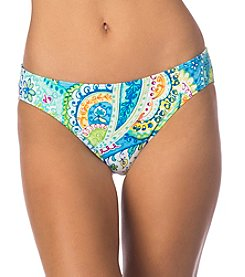Lauren® Carnivale Paisley Hipster Swim Bottoms
