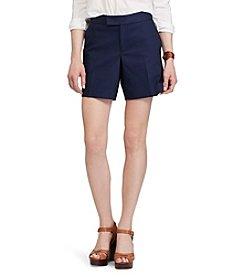 Chaps® Stretch Cotton Shorts