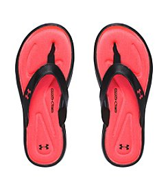 Under Armour® Girls' Thong Sandals