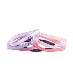 Under Armour® Girls' 6-Pack Mini Headbands