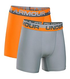 Under Armour® Boys' 2-Pack O-Series 4 Boxers