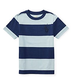 Polo Ralph Lauren® Boys' 2T-4T Jersey Striped Tee