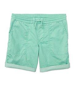 Polo Ralph Lauren® Boys' 2T-7 Parachute Rolled Shorts