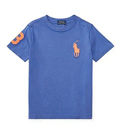 Polo Ralph Lauren® Boys' 4-7 Big Jersey Tee