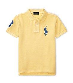 Polo Ralph Lauren® Boys' 4-7 Basic Mesh Tee