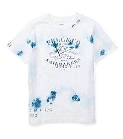 Polo Ralph Lauren® Boys' 5-7 Slub Jersey Shirt