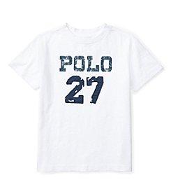 Polo Ralph Lauren® Boys' 5-7 Slub Jersey Tee