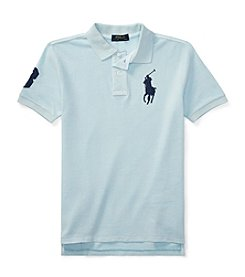 Polo Ralph Lauren® Boys' 8-20 Basic Mesh Top