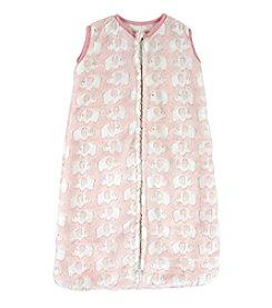 Stephan Baby® 0-6 Months Sleepy Time Sack Pink Elephant