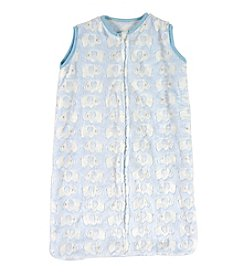 Stephan Baby® 0-6 Months Sleepy Time Sack Blue Elephant