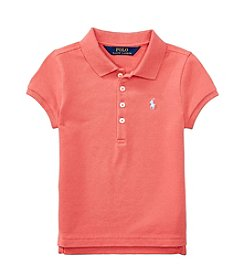 Polo Ralph Lauren® Girls' 2T-6X Polo Top