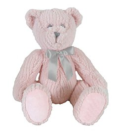 Stephan Baby® Pink Plush My First Bear