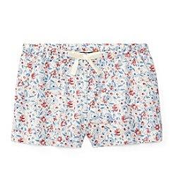 Polo Ralph Lauren® Girls' 2T-7 Pull On Shorts