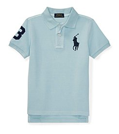Polo Ralph Lauren® Boys' 4-7 Basic Mesh Top