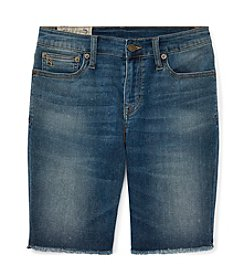 Polo Ralph Lauren® Boys' 8-20 Cut-Off Shorts