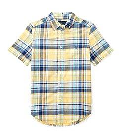 Polo Ralph Lauren® Boys' 8-20 Madras Top