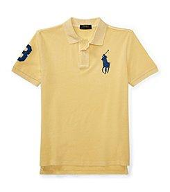 Polo Ralph Lauren® Boys' 8-20 Basic Mesh Shirt