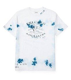 Polo Ralph Lauren® Boys' 8-20 Slub Jersey Tee