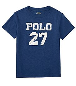 Polo Ralph Lauren® Boys' 8-20 Graphic Jersey Tee
