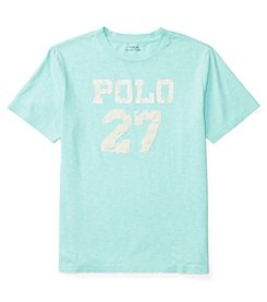 Polo Ralph Lauren® Boys' 8-20 Slub Jersey Top