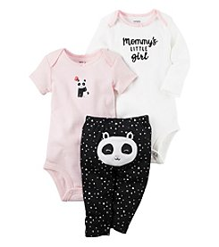Carter's® Baby Girls' 3-Piece Panda Set