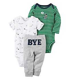 Carter's® Baby Boys' 3-Piece Bye Set