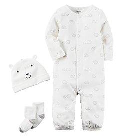 Carter's® Baby 3-Piece Hedgehog Set
